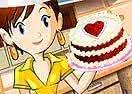 Sara's Cooking Class - Red Velvet Cake