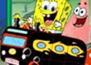 Sponge Bob Bus Rush