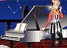 Vestir a Menina Pianista