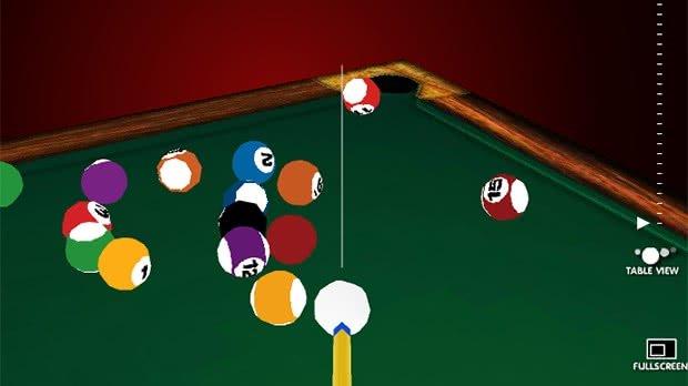 sinuca 3d speed pool