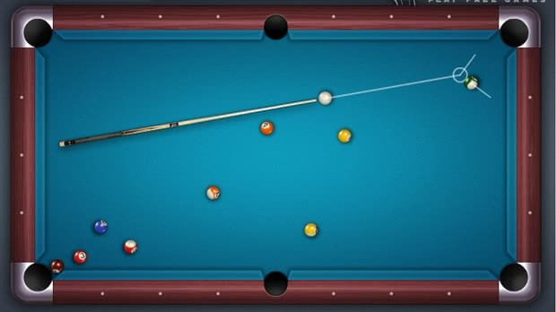 sinuca 8 ball quick fire pool