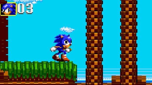 Jogo Sonic Triple Trouble
