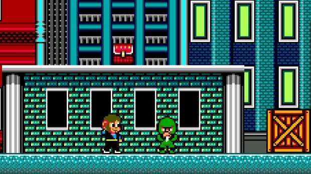 Jogo Alex Kidd in Shinobi World