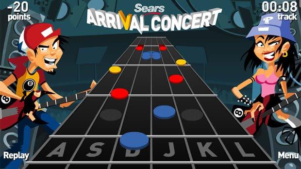 Jogo Arrival Concert