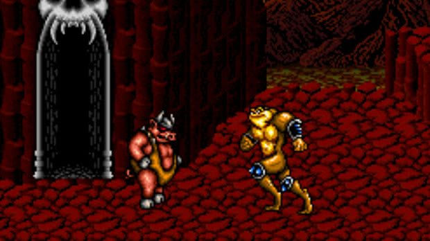 Jogo Battletoads in Battlemaniacs