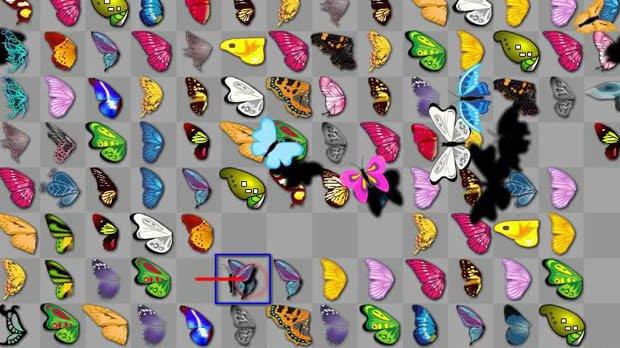 Jogo Butterfly Kyodai