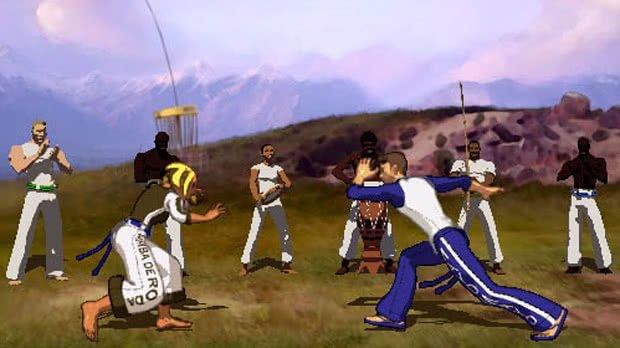 Jogo Capoeira Fighter 3