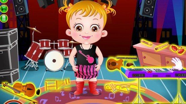 Hazel Aprende Musica