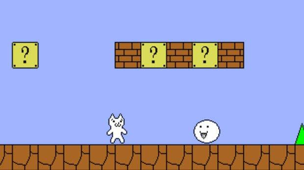 Jogo Cat Mario