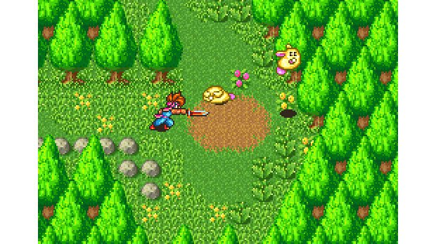 Jogo Secret of Mana