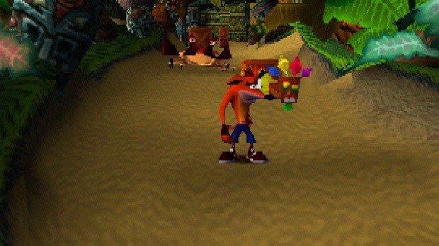 Jogo Crash Bandicoot