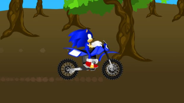 sonic-bike