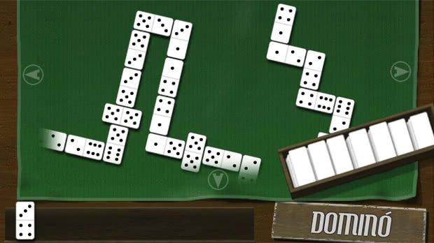 Dominó - Jogar com pontos