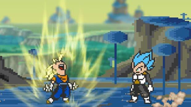 Jogo Dragon Ball Z Ultimate Power 2