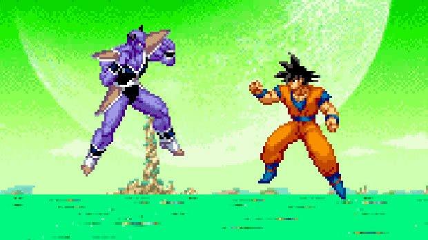 Jogo Dragon Ball Z: Supersonic Warriors