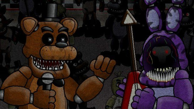 Jogo Five Fights At Freddy's