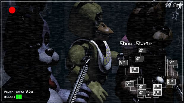 Jogos Five Nights at Freddy's