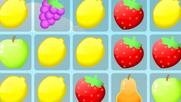 Jogo Fruits Match