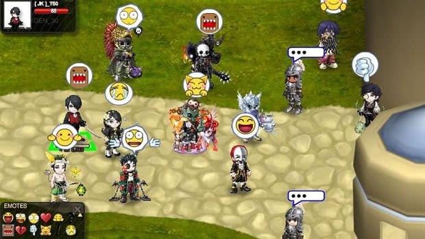 Jogo Gaia Online