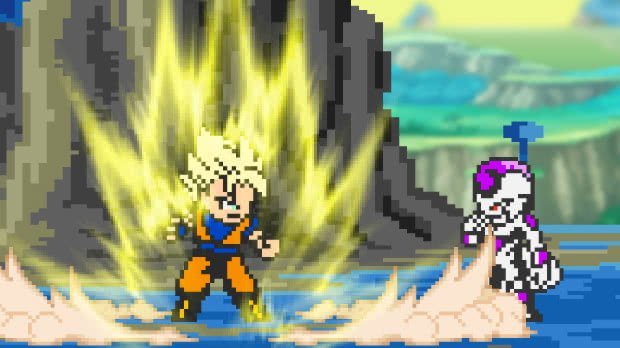 Dragon Ball Z: Ultimate Power 2