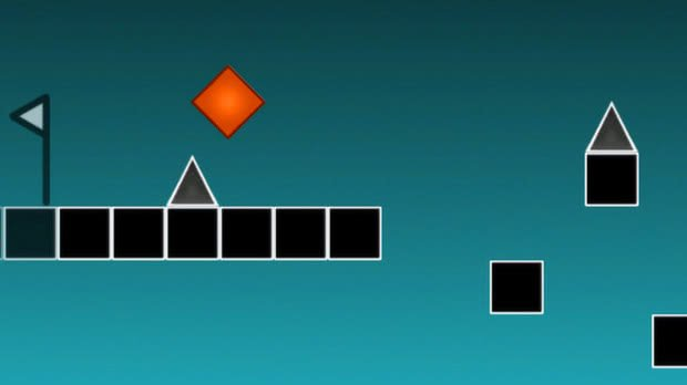 Jogo The Impossible Game