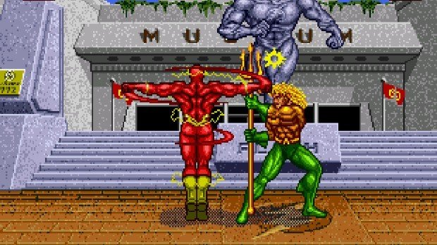 Jogo Justice League Task Force