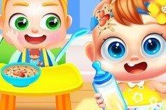 4 Jogos de babá para cuidar bebês na creche