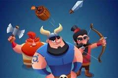 5 jogos tipo Clash Royale para verdadeiros guerreiros