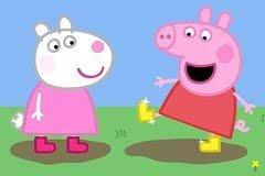 Os 7 jogos mais divertidos da Peppa Pig