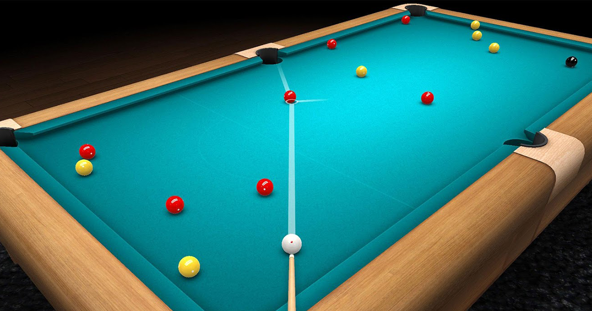 Jogos sinucas billiards