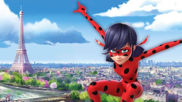 Jogos da Ladybug