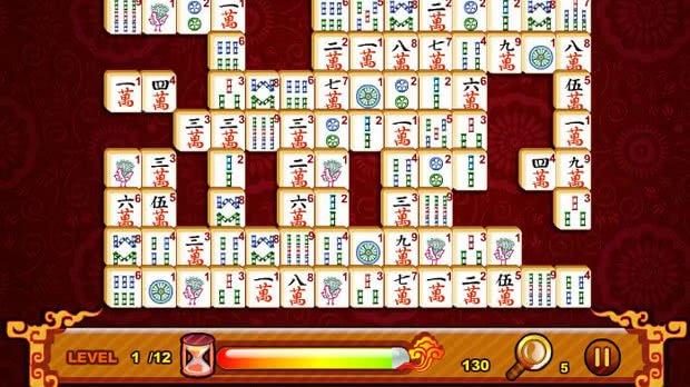 Jogo Mahjong Link