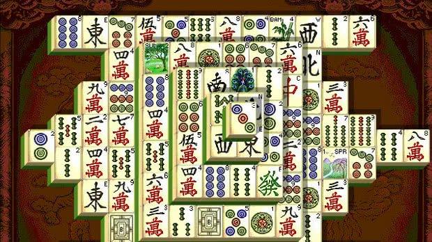 Jogo Mahjong Shanghai