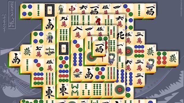 Jogo Mahjong Titans