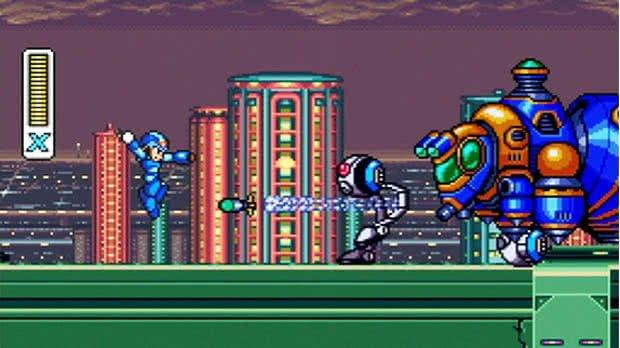 Jogo Megaman X