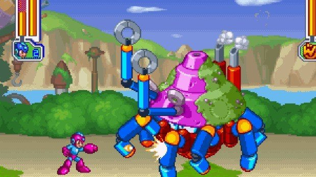 Jogo Mega Man 8
