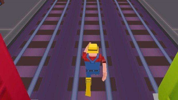 Jogo Real Metro Jump