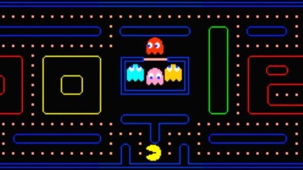 Jogo Pac-Man