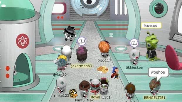 Jogo Panfu Multiplayer
