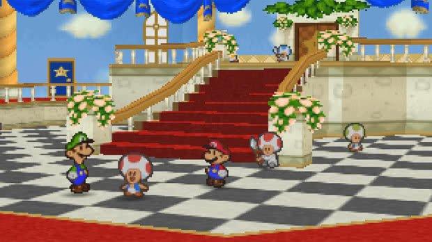Jogo Paper Mario