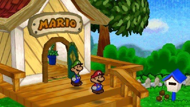 Jogo Paper Mario 64