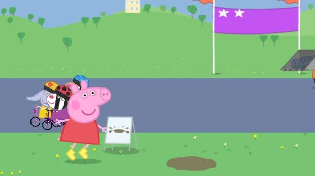 Jogos Peppa Pig Muddy Puddles