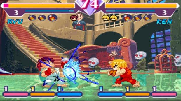 Jogo Pocket Fighter