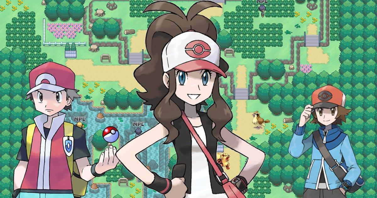 Os 5 melhores jogos do Pokémon Online - Jogos 360