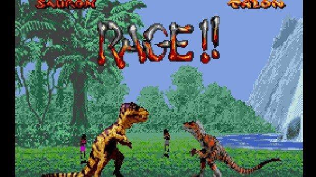 Jogo Primal Rage