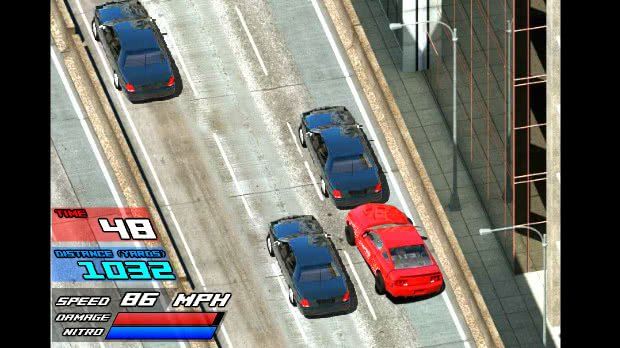 Jogo Traffic Collision