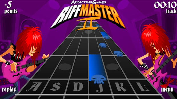 Jogo Riff Master 2