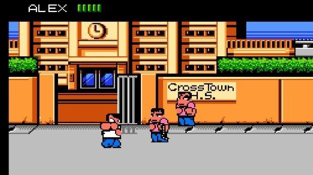 Jogo River City Ransom