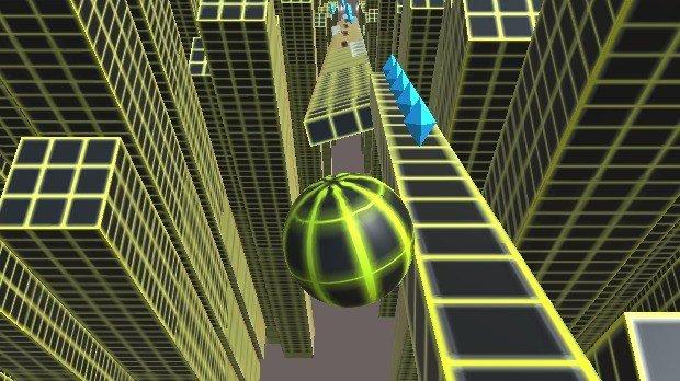 Jogo Rolling Ball 3D