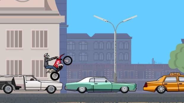 Jogo Rush Hour Motocross